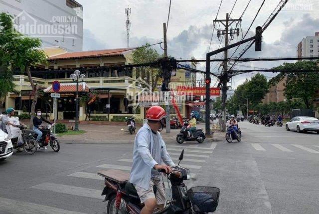 Góc 2MTKD đường Đồng Đen và Hồng Lạc, Tân Bình 12.7x24m, 1 lầu, góc cực sung và đẹp. Giá 44 tỷ ảnh 0