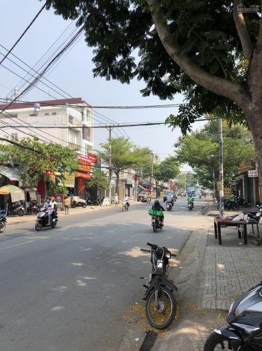 Bán nhà mặt tiền Dương Thị Mười, Quận 12, 5x15m, trệt + 4 lầu + ST. Giá 10.5 tỷ
