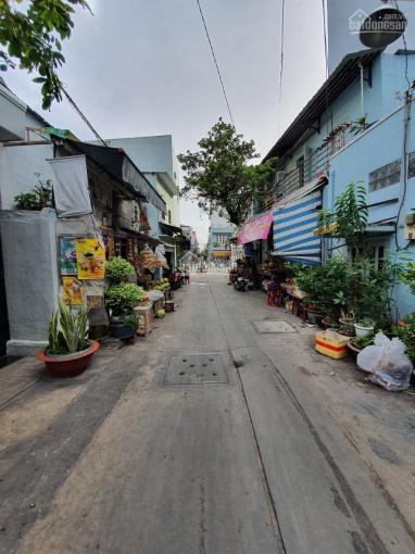 Bán nhà hẻm 22 Tân Hóa, Phường 1, Quận 11, TPHCM, 47m2, 4.5x10.4m, giá 5.5 tỷ
