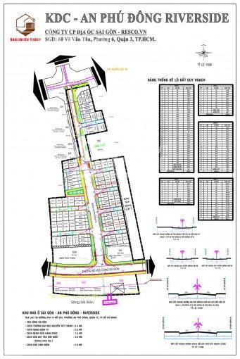 Bán lô đất đường An Phú Đông 13, SHR, giá 25 - 35tr/m2, diện tích đa dạng, LH: 0906.349.031 Minh