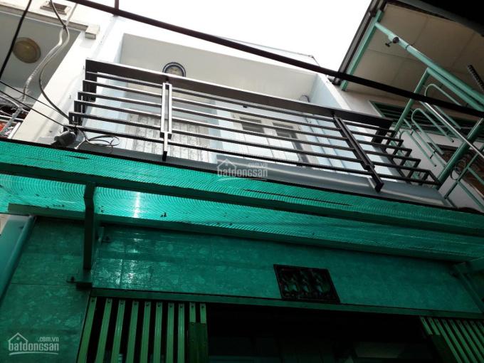 Cho thuê nhà hẻm 1 sẹc Chu Văn An, 3x6m, 1 lầu