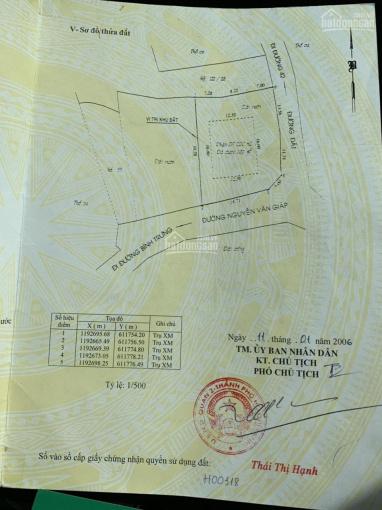 Chính chủ rao bán đất DT: 1300m2 Phường Bình Trưng Đông, Quận 2. LH: 0909864889 Thức