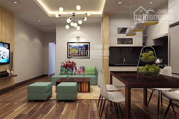 Cho thuê chung cư The EverRich I, DT 115m2, 2PN, giá 17 triệu/tháng