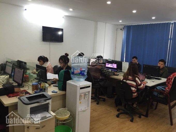 Cho thuê văn phòng trọn gói tại công viên Cầu Giấy. Đường Thành Thái, giá 4,2 triệu/tháng