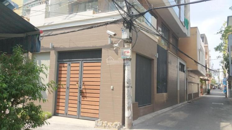 Bán nhà góc 2 MT hẻm xe hơi đường CMT8, P. 4, Q. Tân Bình DT 4.4x14m vuông vức giá 12 tỷ