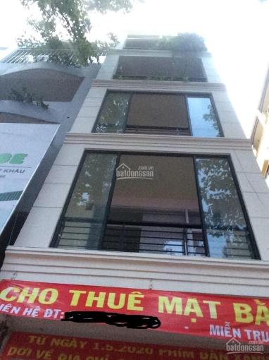 Nhà MT Nguyễn Cư Trinh, Q1 DT 4x18m 1 trệt 3 lầu giá 65tr LH 0911311144