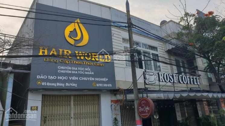 Chính chủ chào bán mặt tiền 2 tầng Quang Dũng trung tâm thành phố