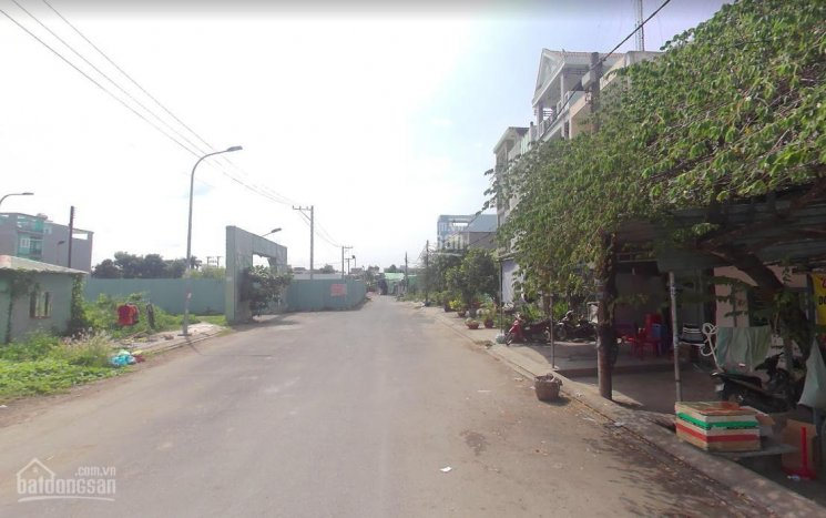 Bán lô đất có sổ hồng MT Trương Đình Hội, P16, Quận 8, cách chợ Phú Định 400m, đường 12m giá 1.8 tỷ