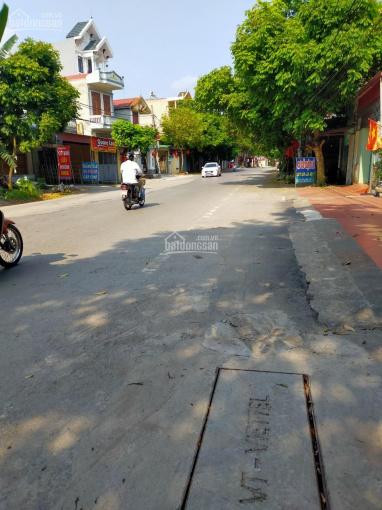 Bán đất tặng nhà cấp 4 mặt đường 208 ngay gần CAGT huyện An Dương