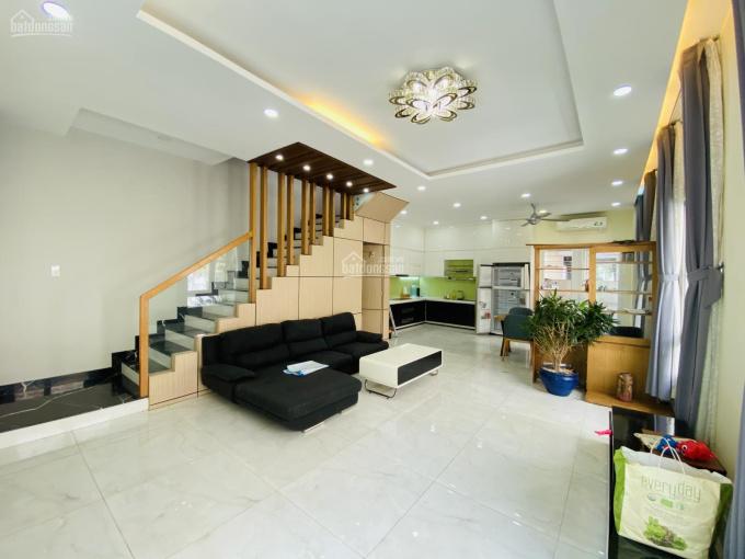 Biệt thự Melosa Khang Điền - 8x18m có sân vườn - Gara ô tô riêng - Full nội thất cao cấp mới HT ảnh 0