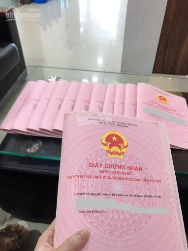 Hot mở bán đất nền khu công nghiệp Suối Dầu - Cam Lâm
