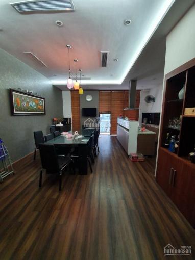 Cho thuê toà nhà vip 7 tầng có hầm mặt hồ phố Nhật Chiêu, Tây Hồ, HN. DT nhà 200m2, 7 tầng, MT 15m