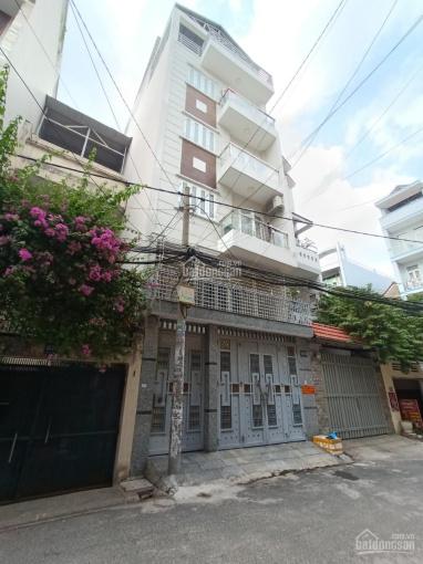 Cần bán tòa nhà vừa xây mới 4 tầng + thang máy Lê Văn Sỹ, TB, DT 6x20m. Giá chỉ 17,5 tỷ