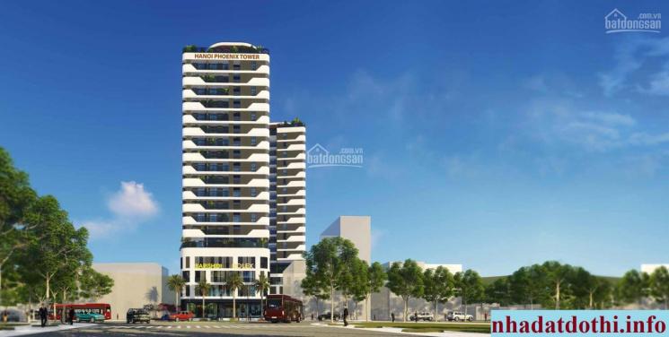 Căn hộ 2 phòng ngủ chung cư Hà Nội Phoenix Tower Cao Bằng