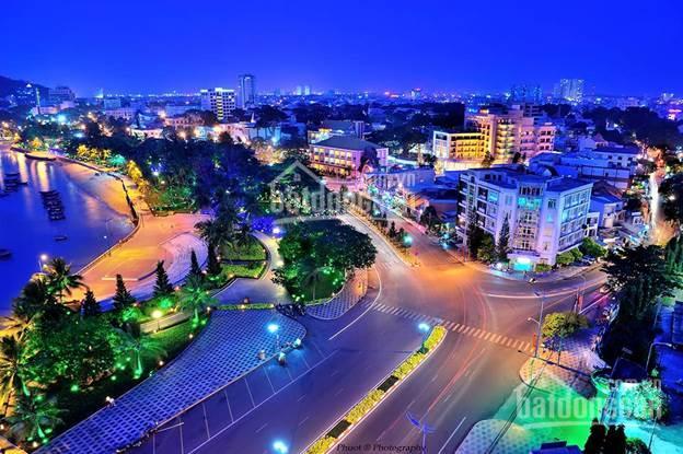 Bán khách sạn tiềm năng nhất khu đô thị Chí Linh, P. Thắng Nhất, Tp. Vũng Tàu, giá 13 tỷ