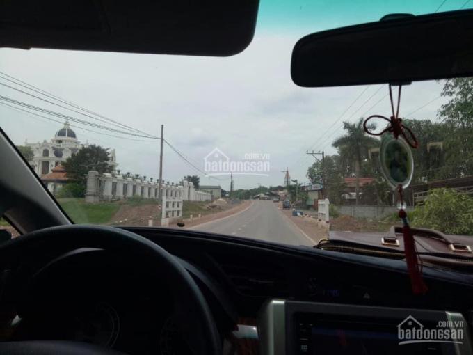 bán đất mặt tiền DT 756B thị trấn Tân Khai huyện Hớn Quảng Bình Phước 550tr/500m2 lh 0941369494