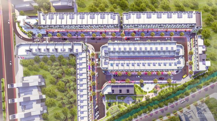 Đất nền dự án Tân Phước Center tại TP Đồng Xoài