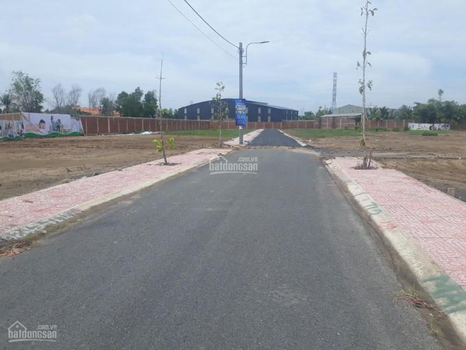 Chính chủ bán gấp lô đất MT QL 50 xã Tân Lân, huyện Cần Đước, Long An, SHR, giá 852tr