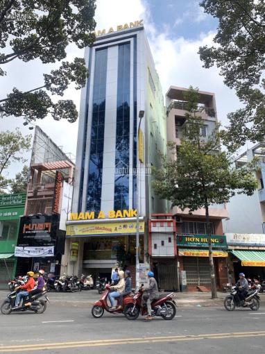 Bán nhà mặt tiền Trần Hưng Đạo, Q5, gần Trần Bình Trọng, DT 4,6m x 22m nở hậu 9,4m giá 42,5 tỷ