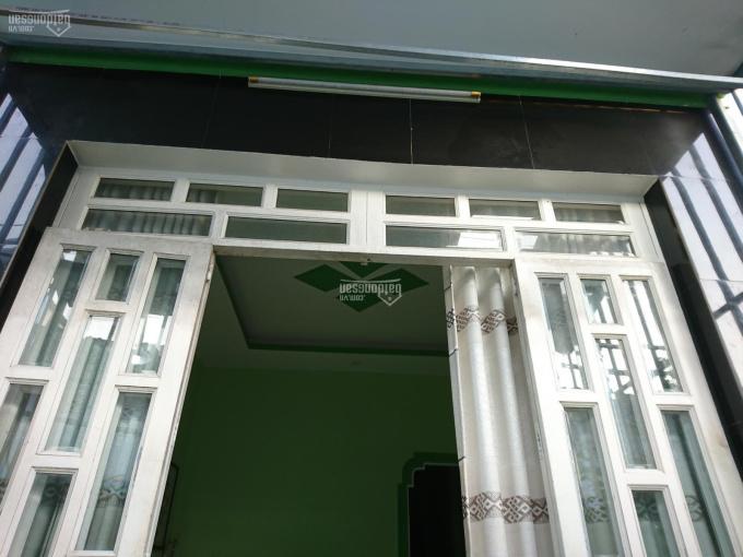 Nhà mới Bình Chánh hẻm xe hơi 5m gần quận 6, Bình Tân