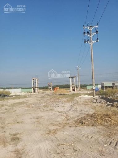 Bán đất nền thổ cư 100% giá 420 triệu, diện tích 90m2, sổ hồng riêng, liền kề KCN Becamex IDC