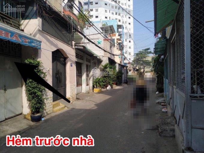 Bán nhà hẻm Trịnh Đình Trọng, Phường Phú Trung, Q Tân Phú
