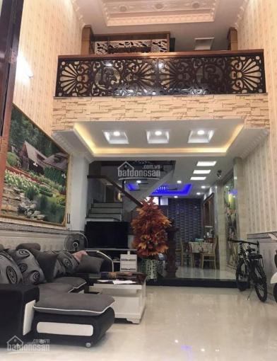 Nhà HXH 8m Cao Thắng nối dài, Q10, 2 lầu