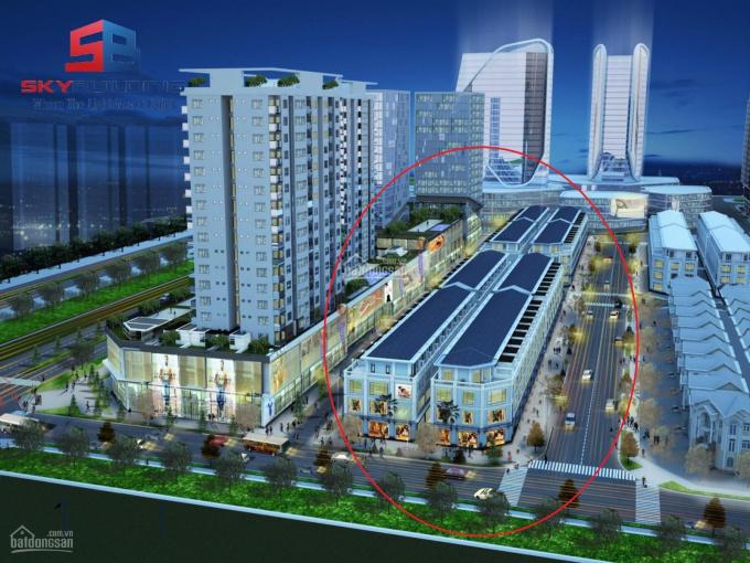 Mở bán GĐ1 nhà phố thương mại Phú Mỹ An, chiết khấu tối đa 7%