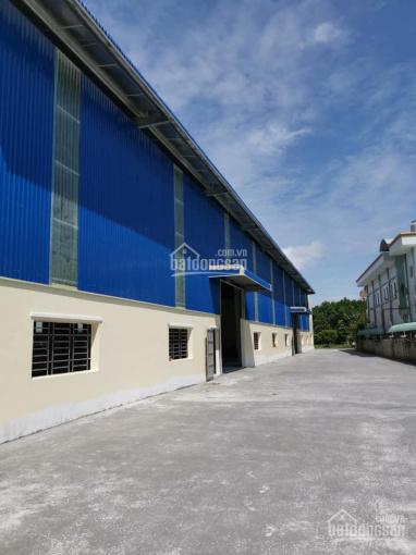 Nhà xưởng cho thuê Bình Mỹ, Củ Chi, DT: 2.700m2, giá 85tr/th - DT: 5.000m2, giá 100tr/th
