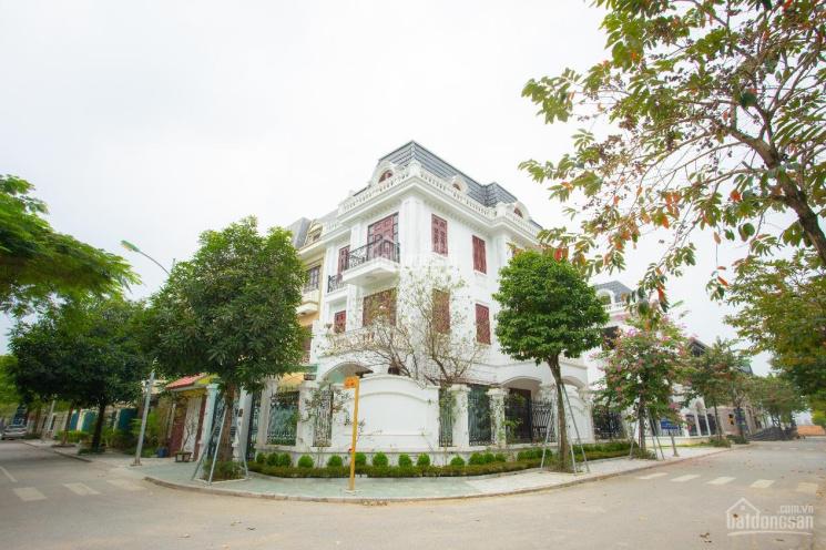Chính chủ cần bán lô biệt thự đẹp nhất khu An Khang Villas, 183m2, xây 3,5 tầng, mặt đường 40m