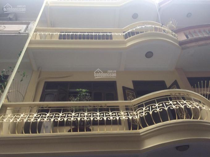 Cho thuê nhà ngõ 16 Huỳnh Thúc Kháng, diện tích 50m2 x 4 tầng, ngõ ô tô đỗ cửa, giá 15 triệu/tháng ảnh 0