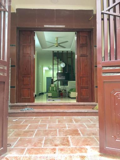 Nhà phố Nguyễn Văn Trỗi 52m2 x 4 tầng (SĐCC) vị trí đẹp, cách đường ô tô 10m