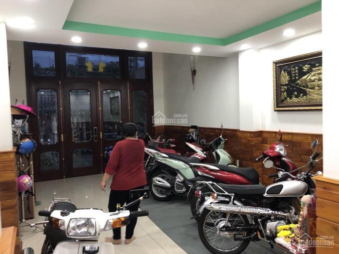 Mặt tiền nội bộ 10m P. Tân Sơn Nhì, DT 4,2*21m, đúc 1 lửng 3 lầu ST, có thang máy - Hoài Vũ