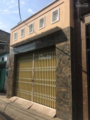 Nhà cấp 4 hẻm xe hơi Nguyễn Hữu Cảnh, P22, Bình Thạnh giá cực mềm DT 5x18m, 3 mặt hẻm ảnh 0