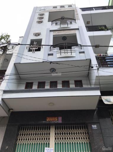 Nhà nguyên căn khu Bình Phú 2 (4x12) - 3 lầu 4 phòng ngủ 5 toilet, 34 đường Số 40, P. 10, Q. 6