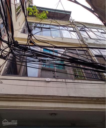 Bán nhà DT 40m2 * 4T tại phố Lương Định Của, Phương Mai, Đống Đa, 4 phòng ngủ, giá 4,1 tỷ