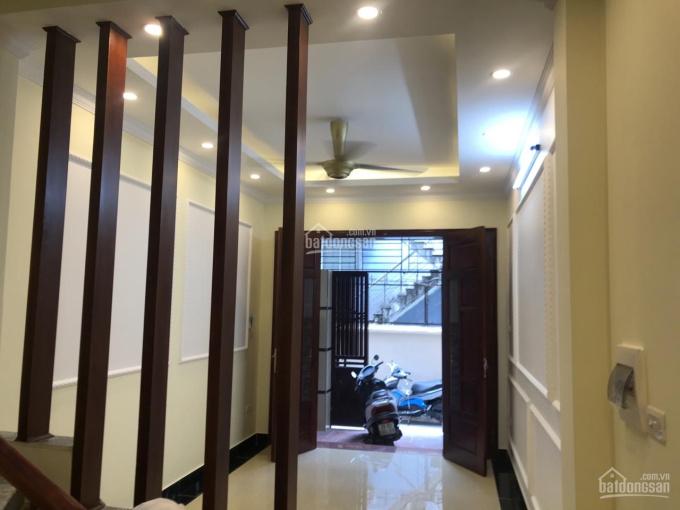 Chính chủ bán nhà DT 55m2 * 4T xây mới, ngõ 115 Nguyễn Văn Trỗi, Thanh Xuân, 05 phòng ngủ, 3,7 tỷ