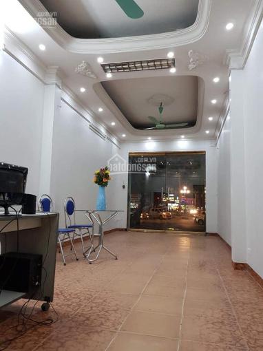Bán nhà Hoàng Quốc Việt DT 63m2, XD 66m2, 5 tầng, MT 3.5m, giá 21.2 tỷ, 0901751599