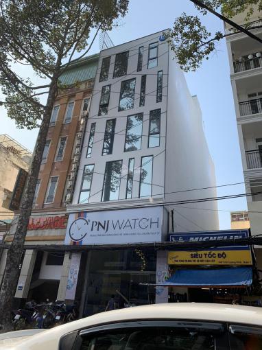 Bán nhà MT giá rẻ Hồ Văn Huê, P. 9, Q. Phú Nhuận. Giá 21 tỷ, DT: 4x20m kết cấu: 1 trệt 3 lầu