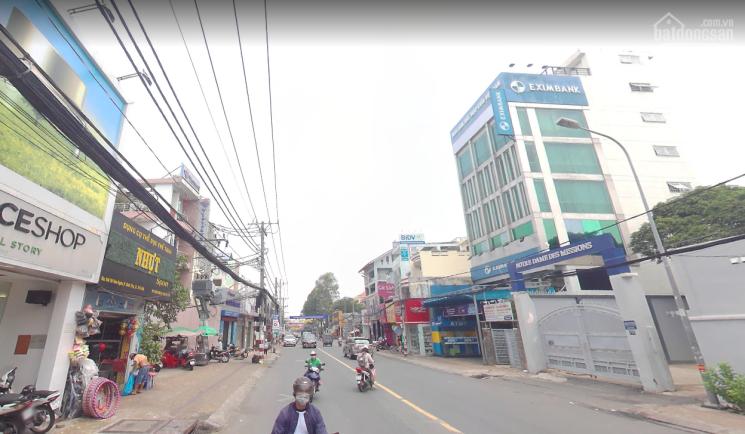 Cty BĐS Trí Tâm: Nhà mặt tiền Võ Văn Ngân, diện tích 8.5*22= 190m2, giá chỉ 33 tỷ ảnh 0