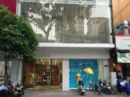 Nhà mặt tiền đường Nguyễn Trãi, quận 5