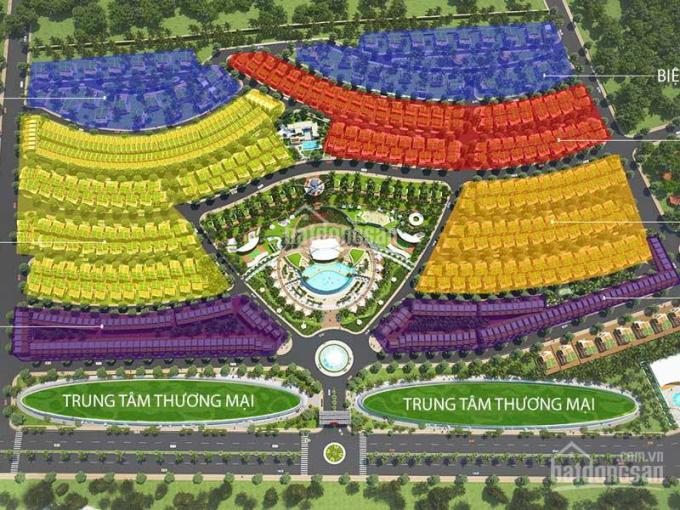 Đất dự án Queen Pearl Mũi Né với giá bán cập nhật trong tháng 6/2020