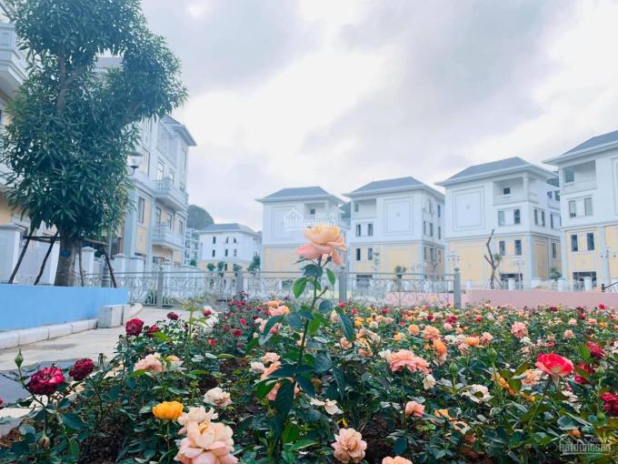 Chính chủ cần bán gấp căn biệt thự Mon Bay, view hồ tại đường bao biển Trần Quốc Nghiễn, Hạ Long