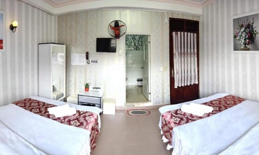Bán gấp khách sạn kinh doanh tốt gần trung tâm đường Hoàng Diệu, Đà Lạt