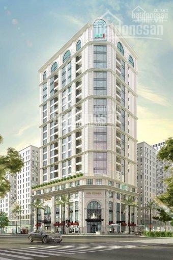 HDI Tower 55 Lê Đại Hành - CĐT ra hàng tầng cao, hỗ trợ giá tốt, nội thất cao cấp NK. Giá: 9.9 tỷ