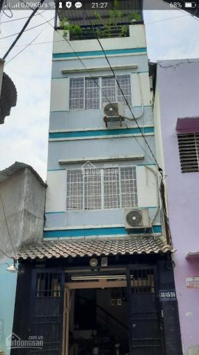 Chủ quyền cần tiền bán gấp căn nhà 3.8x10m, ngay chợ Tân Trụ đường Nguyễn Sỹ Sách