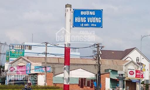 Chỉ 2.8tr/m2 sở hữu ngay lô đất 150m2 mặt tiền quốc lộ Hùng Vươnng - Đã có sổ
