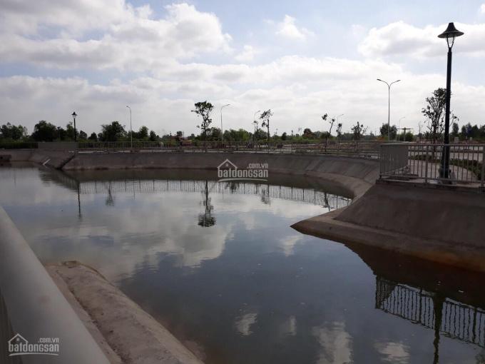 Bán đất nền ngay trung tâm thương mại 100% thổ cư, sổ đỏ dự án Lago Centro nền C-27