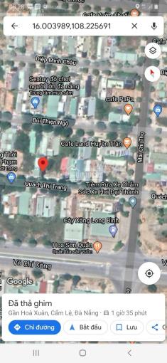 Bán đất đường 7.5m Quách Thị Trang khu Nam cầu NTP 3.05 tỷ. LH: 0919184728