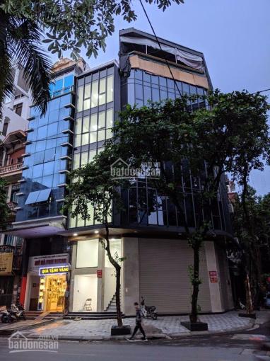 Cho thuê nhà mặt phố đường Lê Đức Thọ, MT 20m DT 200m2 x 6 tầng có cắt lẻ giá rẻ nhất
